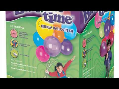 Helium Balloon Kit Youtube