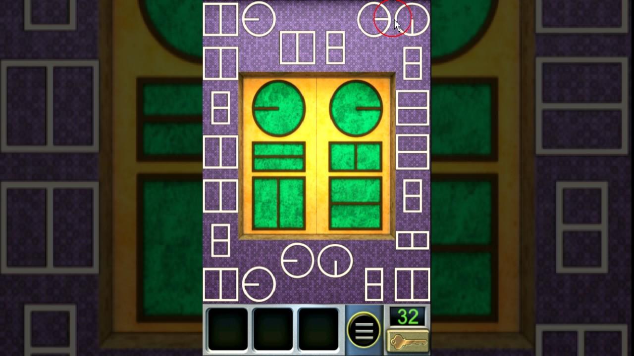 100 doors one level 32 walkthrough youtube for 100 doors door 32