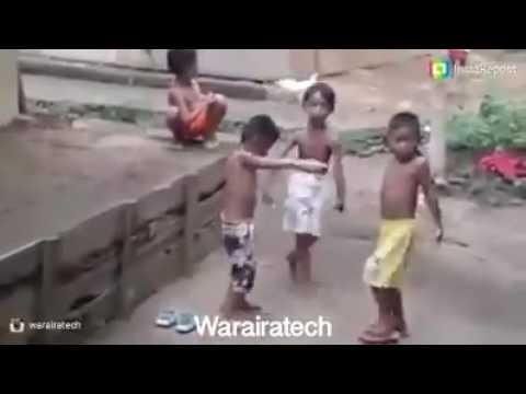 Los Mejores Niños Bailando Tech-House