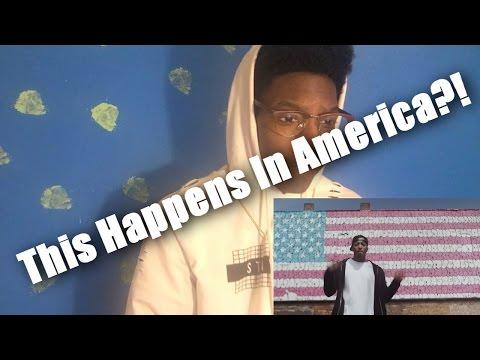 Lacrae - Welcome To America Reacion Video