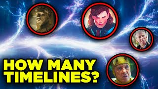 LOKI Multiverse Explosion: How Many Timelines Exist Now?   BQ