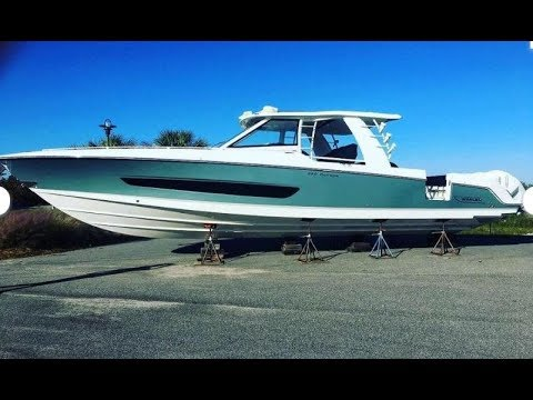 2019 Boston Whaler 420 Outrage Boat For Sale At MarineMax Charleston