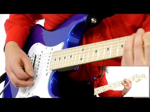 Blues Brothers - Sweet Home Chicago Guitar Lesson | How To Play!