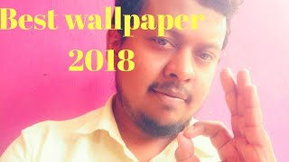 Wow best batery saver and best 2d 3d wallpapers  2018