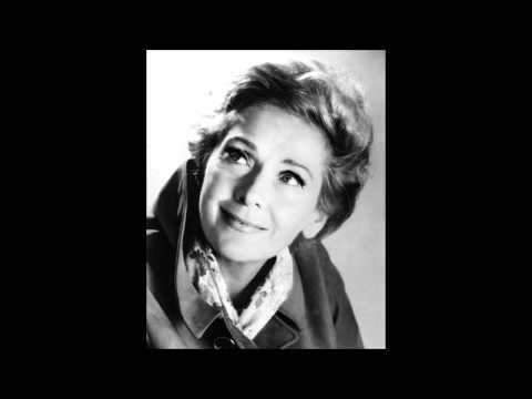 Schubert - Gretchen am Spinnrade - Schwarzkopf / Fischer Turin 1954