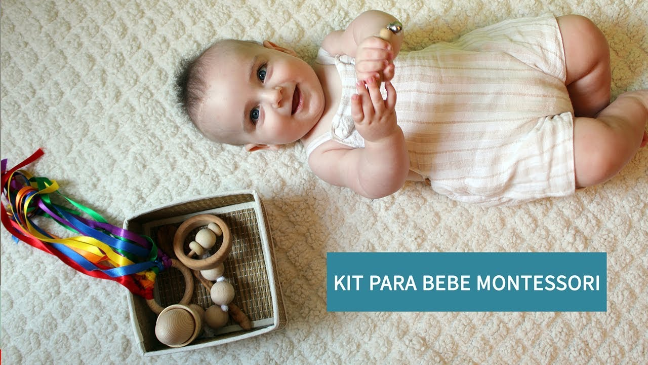 Juguetes Montessori Para Bebes Kit Montessori Bebe Youtube