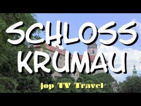 Rundgang Durch Das Schloss Krumau In 8 Minuten Südböhmen Tschechien Jop TV Travel