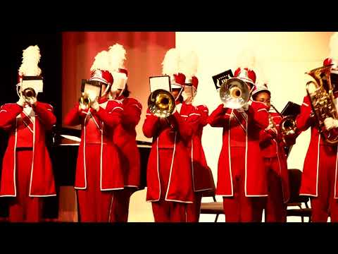 Montgomery Blair High School - Carnival of the Animals -  Marching Band 2