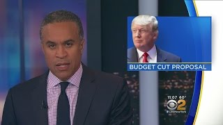 President Trump Proposes Major Budget Cuts