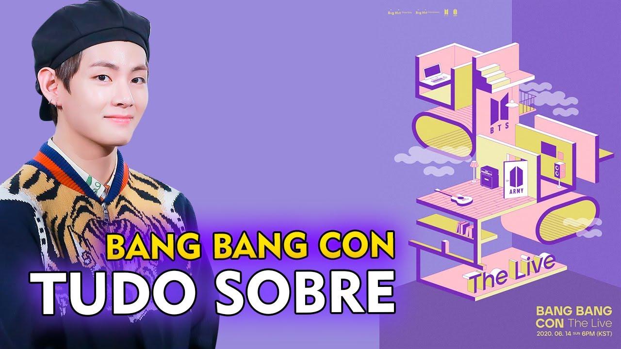 BANG BANG CON: A LIVE DO BTS – TUDO O QUE VOCÊ PRECISA SABER | Jornal KPOP Oficial