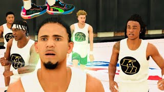 J COLE JOINED THE SQUAD AT OPEN GYM AND BROUGHT US SHOES!! NBA 2k20 High school to NBA Jouney #45