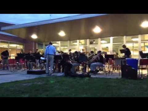 Lefler Middle School Jazz Band - Mercy, Mercy, Mercy