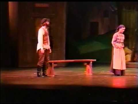Josh Groban In Fiddler On The Roof May 1999 Part 9