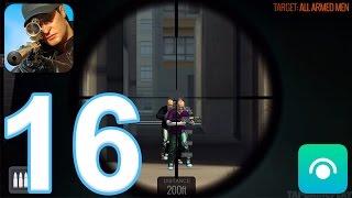 Sniper 3D Assassin: Shoot to Kill - Gameplay Walkthrough Part 16 - Region 6 (iOS, Android)