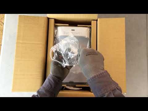 SunPower Equinox Pro Tips: Unboxing SunPower's PV Supervisor