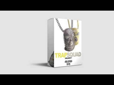 RayBeatz808 - Trap Squad Soundkit / Drumkit / Nexus Expansion ( Free Download )