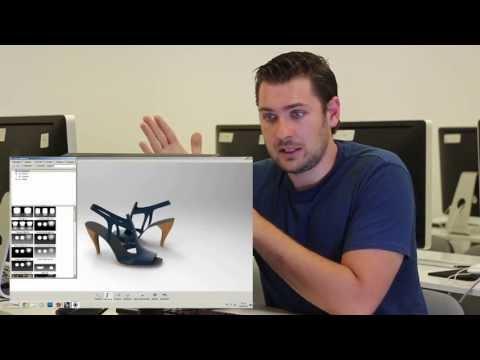 Fundamentos de Rhinoceros para diseño de Calzado - CocoSchool