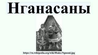 Нганасаны