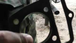 видео Как определить, откуда течёт масло, когда оно сочится отовсюду?