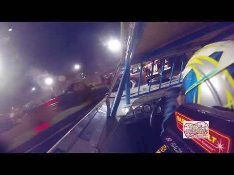 Tate McCollum Steelhead/525 In Car Dixie Speedway 9/30/17!
