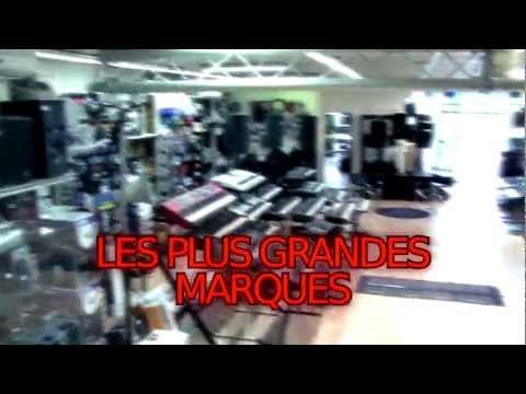 Musique Matos Vente instruments et sonorisation à Montauban