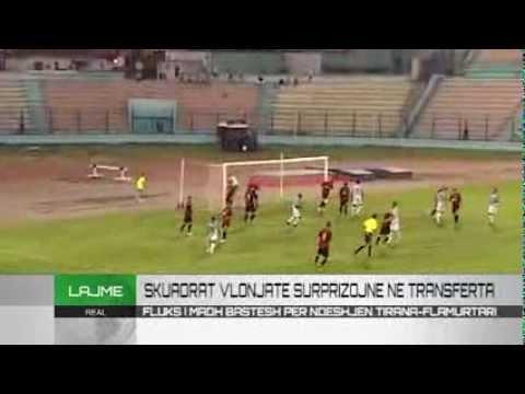 SPORT FUTBOLL FLAMURTARI - TIRANA...REAL RTV
