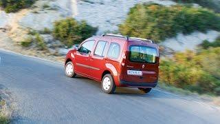 Пробный обзор Renault Kangoo 2012
