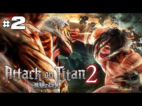 Attack On Titan 2 - Let's Play #2 [FR]