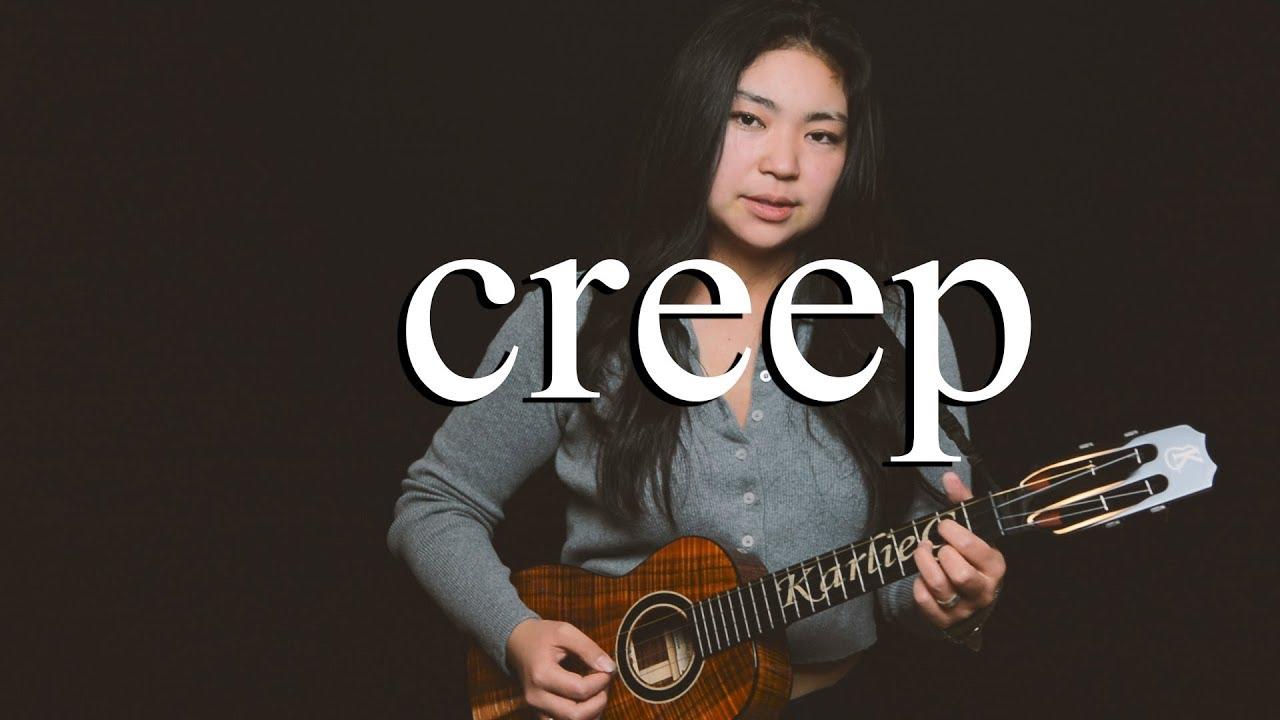 Radiohead - CREEP (ukulele cover)