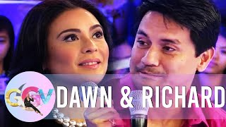 Dawn and Richard reveal how they were as partners | Gandang Gabi Vice