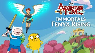 Immortals Fenyx Rising: Adventure Time Crossover | LET'S PLAY | Cartoon Network