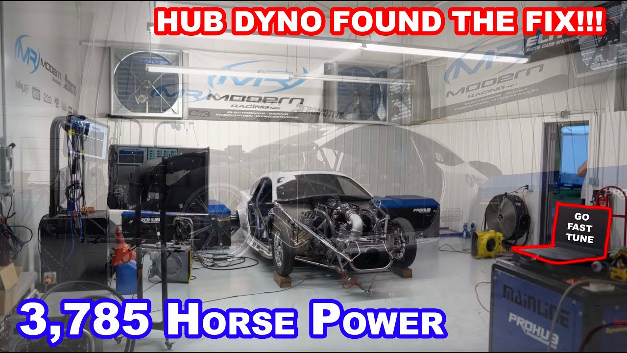 WE FOUND THE ISSUE! (Aggravating) Prenup Made Some Serious Pulls on Hub Dyno