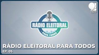 """O quinto episódio da Rádio Eleitoral para Todos responde uma dúvida do eleitor Alan Felipe Salomão, 23 anos, que perguntou """"como funciona o título fácil?"""