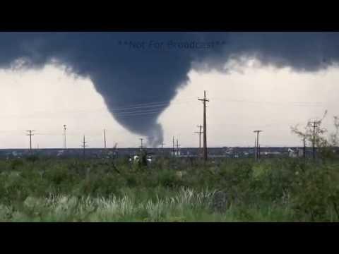 Goldsmith, Tx. Tornado/Timelapse September 17, 2016