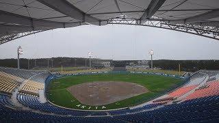こまちスタジアム改修完了、秋田市