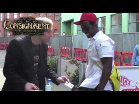 CONSIGNMENT by James Howells & Wizard FX Productions