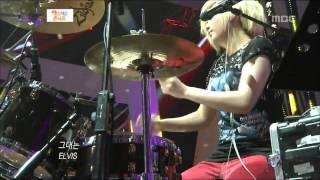 AOA - ELVIS, 에이오에이 - 엘비스, Beautiful Concert 20120918