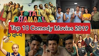 Top 10 Best Comedy Bollywood Movies in 2019 | Comedy movies 2019 | Hindi comedy movies | Funny 2019