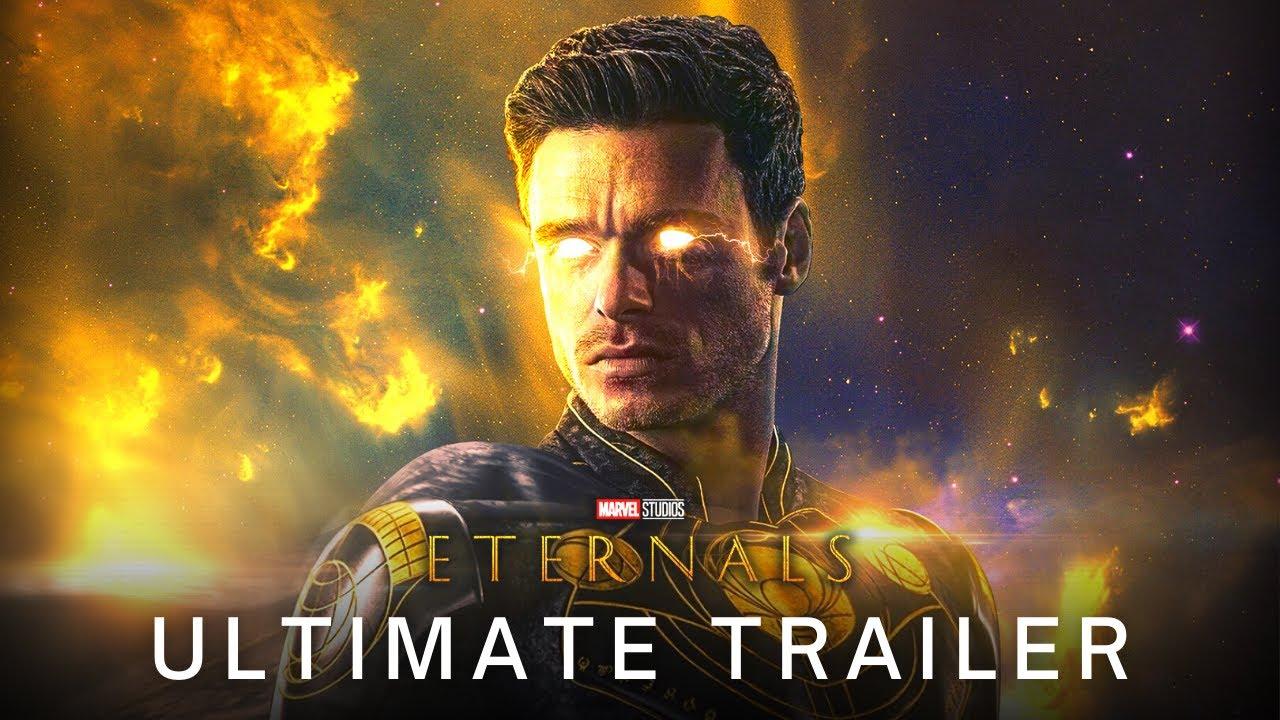 Marvel Studios' ETERNALS (2021) ULTIMATE TRAILER | Disney+ Premier Access
