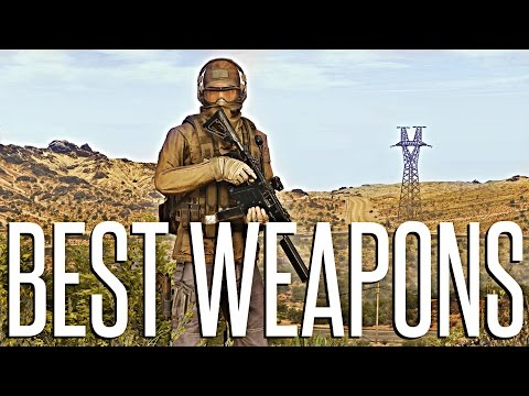 THE BEST WEAPONS/LOADOUTS - Ghost Recon Wildlands Guide