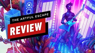 The Artful Escape Review (Video Game Video Review)