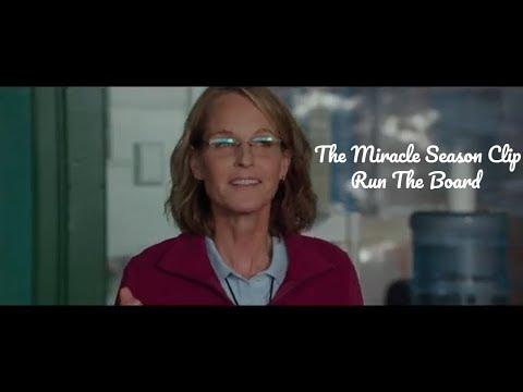 The Miracle Season   Run The Board  Social.XYZ