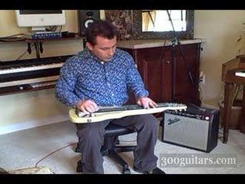 Fender Lap Steel Guitar By Billy Penn 300guitarscom Youtube