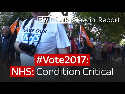 NHS crisis: How patients are being affected