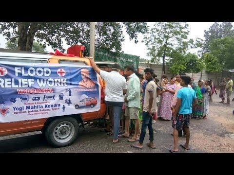 Flood Relief Work | Medical Mobile Van Attend 2237 Patients In 3 Days