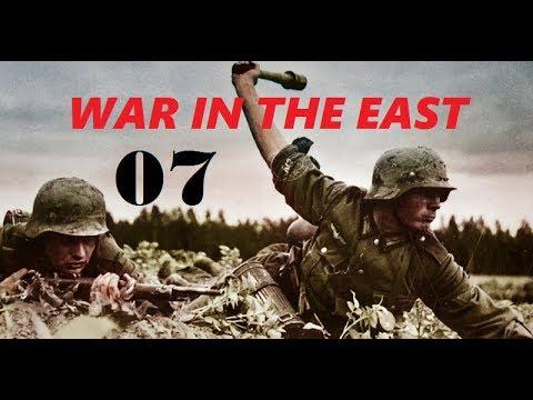 Gary Grigsbys War in the East-Battle of Smolensk (Part 7) Teutonische Krieg |