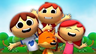 In the Jungle I Found - Songs for Children | Kids Music & Nursery Rhymes