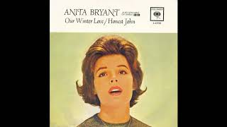 "Anita Bryant – ""Our Winter Love"" (Columbia) 1963"