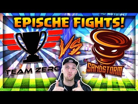 TEAM ZERO VS. SANDSTORM | Epische Fights gegen xopsamx | Clash Royale
