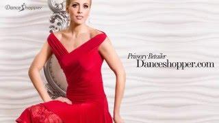 Ballroom & Latin Fashion   2016 Dance America Dancewear